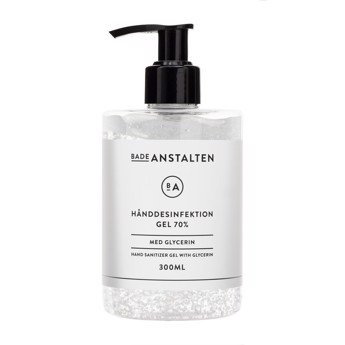 Hånddesinfektion Gel 70% - 300 ml.