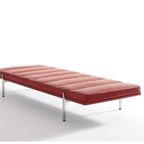 Capri Daybed med semianilinlæder.