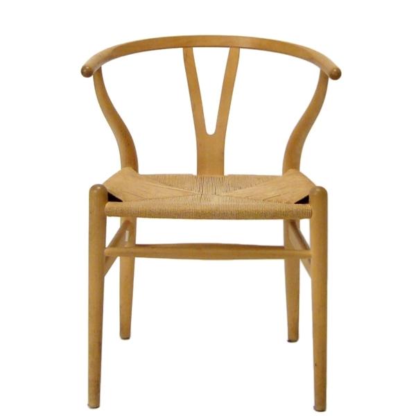 hans wegner ch24 y stolen udstillingsmodel. Black Bedroom Furniture Sets. Home Design Ideas