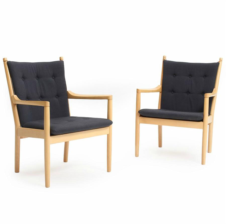 Hans Wegner model 1788 | Tremmestol i bøg sæbe | Køb her
