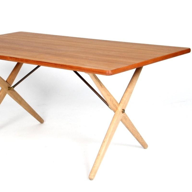 wegner spisebord Hans Wegner | Spisebord, model AT303 | Se det smukke bord i vores  wegner spisebord