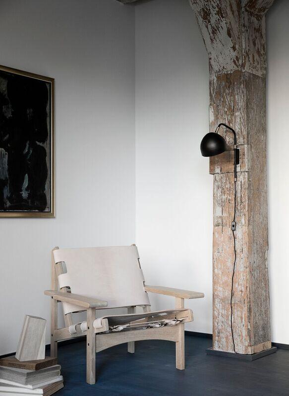 Jagtstolen model 169 Egsæbe