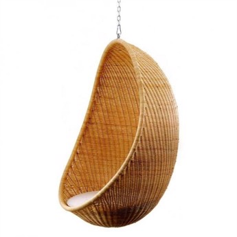 Nanna Ditzel  Hanging Egg Chair - Outdoor