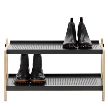 Normann Shoe Rack Grå