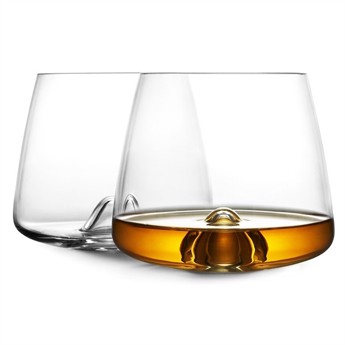 Normann Whiskey glas 2 stk.